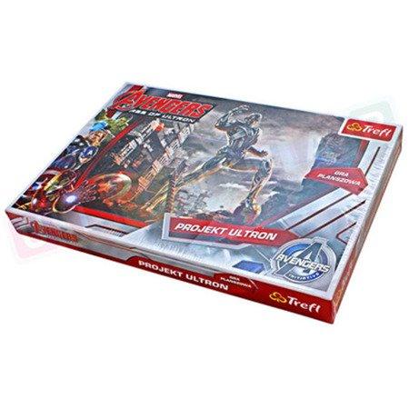 Trefl (01458) Gra Avengers Wojna Bohaterów