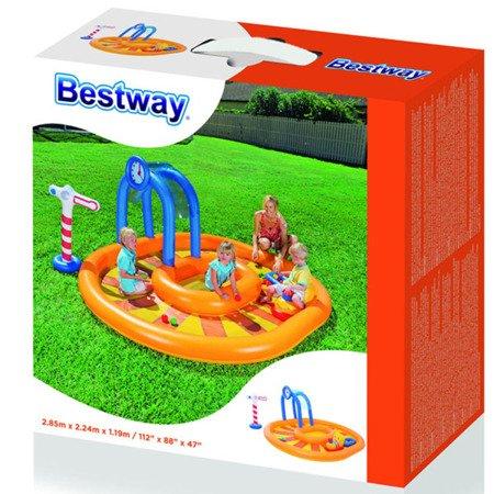 Bestway (53061): Dmuchany plac zabaw - pociąg