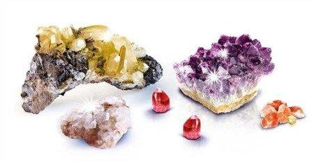 Clementoni (CLE60058): Naukowa zabawa Świat kryształów