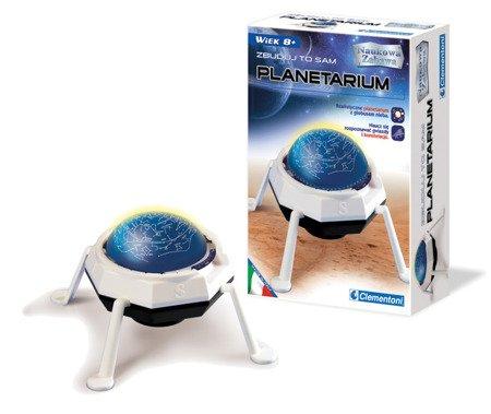 Clementoni (CLE60707): Zestaw doświadczalny Planetarium