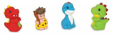 Clementoni: Clemmy Plus Park Dinozaurów