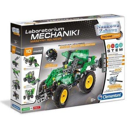 Clementoni: Laboratorium Mechaniki Maszyny Rolnicze