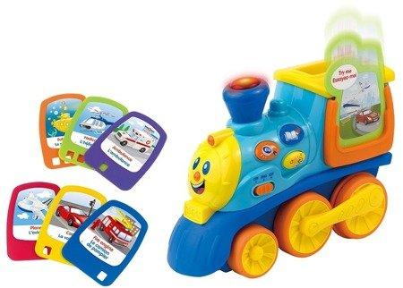 Dumel (42310): Mój Pierwszy Pociąg - pojazdy