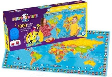 Dumel (60853): Interaktywna Mapa Świata