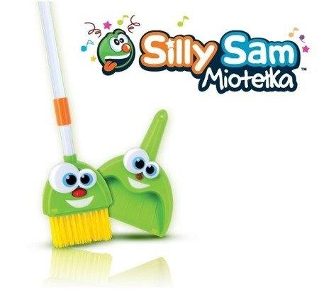 Dumel Silly Sam Interaktywna Miotełka