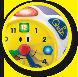 Dumel DD 8987: Zegar Tik-Tak