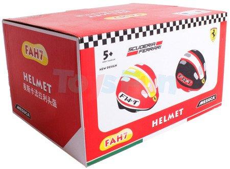 Ferrari: Kask dla dzieci i młodzieży, 56-60 cm