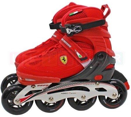 Ferrari Rolki Łyżworolki regulowane 31-34
