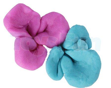 Kolorowa masa plastyczna 6 kolorów