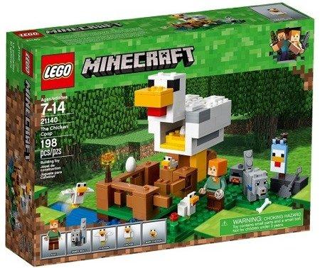 LEGO Minecraft Kurnik