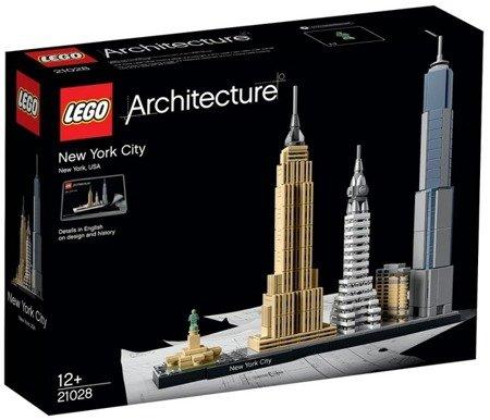 Lego Architecture (21028): Nowy Jork