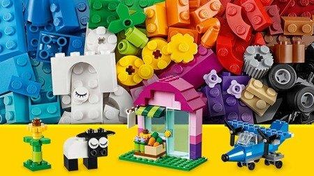 Lego Classic (10692): Kreatywne klocki