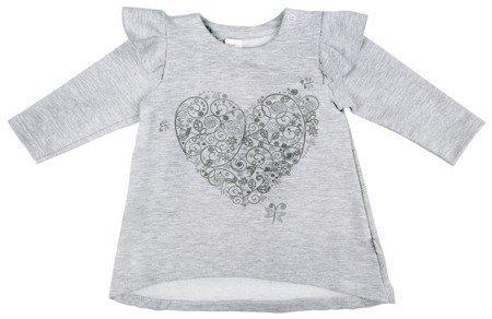 Małgosia: sukienka Serce (68-86)