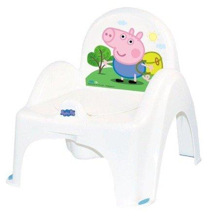 Nocnik krzesełko PEPPA PIG niebieski
