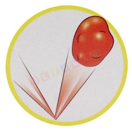 Norimpex (1000434): Magiczna plastelina w jajku zmieniająca kolor