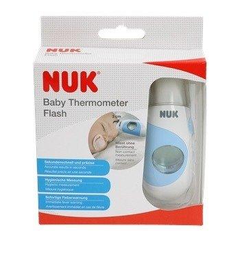 Nuk Termometr bezdotykowy Flash