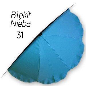 Parasolka do wózka- błękit nieba