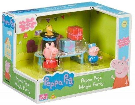 Peppa PEP06199 Przyjęcie: Zestaw Magika