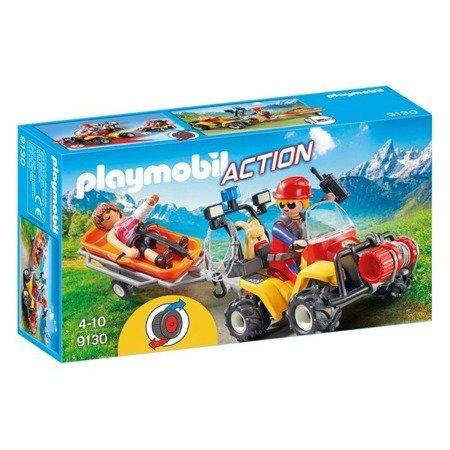 Playmobil- Quad ratownictwa górskiego