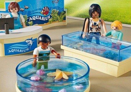 Playmobil Sklepik w oceanarium