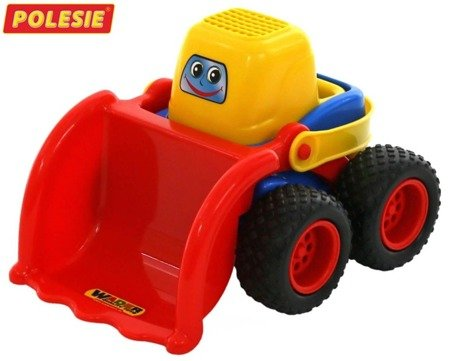 Polesie (53855): traktor ładowarka Chip-maxi
