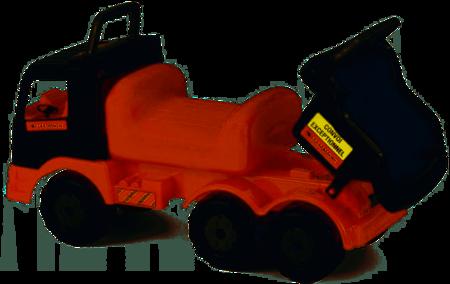Polesie 56726 MAMMOET, samochód-jeździk