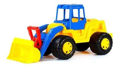 """Polesie Wader (38081): Traktor, ładowarka """"Olbrzym"""""""