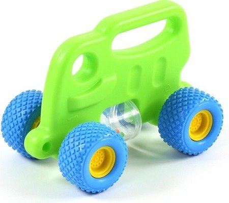 "Polesie Wader (38227): Ciężarówka, pojazd ""Baby Gripcar"""