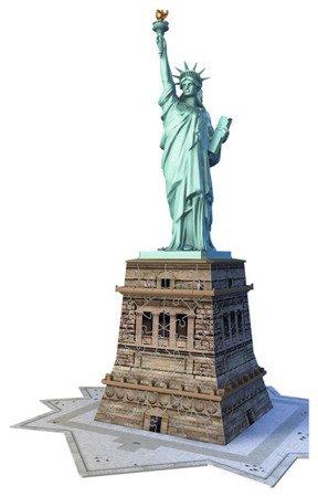 Ravensburger Puzzle 3D Statua Wolności