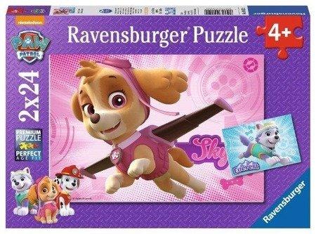 Ravensburger Puzzle Psi Patrol 2x24 el