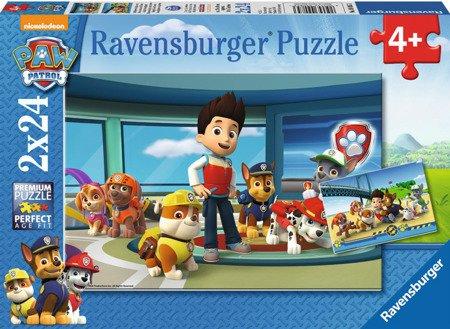 Ravensburger (RAP090853): Puzzle Psi Patrol Pomocny węch
