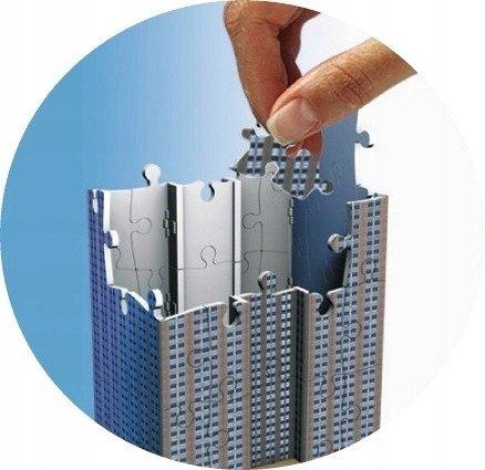 Ravensburger (RAP125531): Puzzle 3D Empire State Building 216 el.