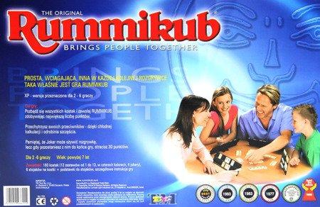Rummikub: gra liczbowa Rummikub XP, deluxe