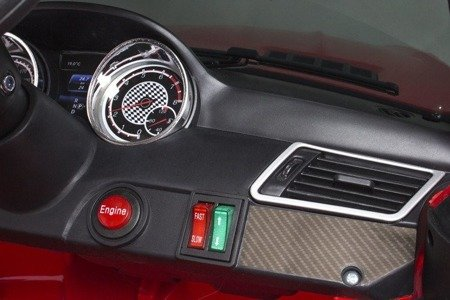 Samochód na akumulator: MERCEDES BENZ GLE63S AMG