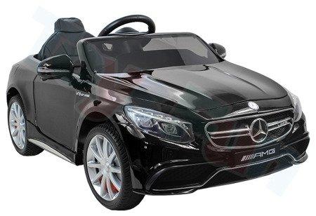 Samochód na akumulator: Mercedes SL63