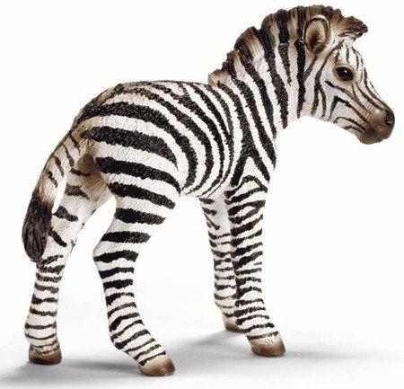 Schleich (SLH14393) Figurka Zebra źrebię