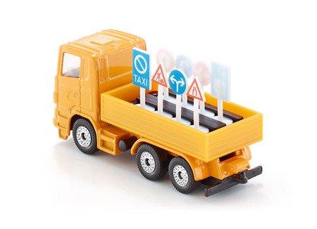 Siku (1322): Ciężarówka służby drogowej