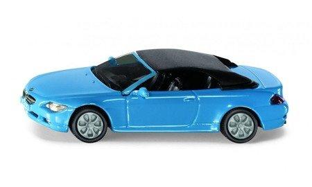 Siku Samochód Osobowy  BMW 645i Cabrio