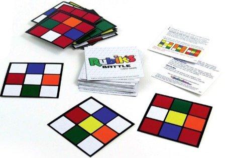 TM Toys: Rubik Gra karciana Rubik's battle