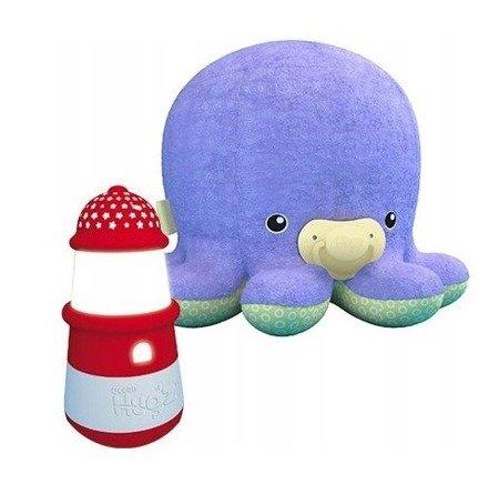 Tm Toys (DKM6876): Ocean Hugz Ośmiorniczka + latarnia morska