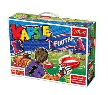 Trefl 01073 gra zręcznościowa kapsle football