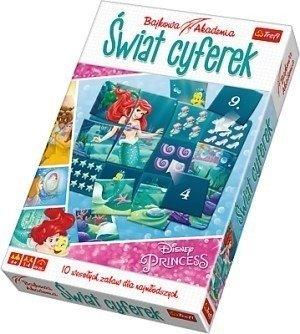 Trefl 01337: Gra: Świat Cyferek - Princess
