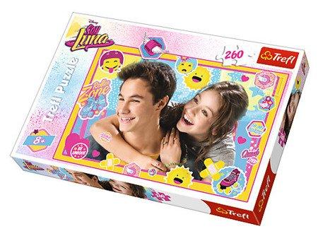 Trefl 13200: Puzzle 260 el. - Luna