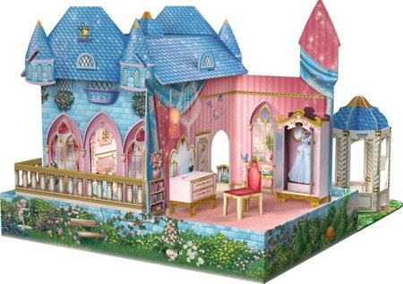 Trefl (20097): Magic Playset - Sala Balowa Kopciuszka