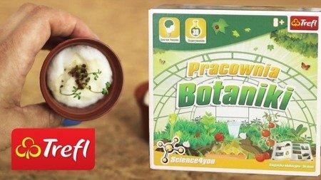 Trefl (60469) Science4you - Pracownia Botaniki