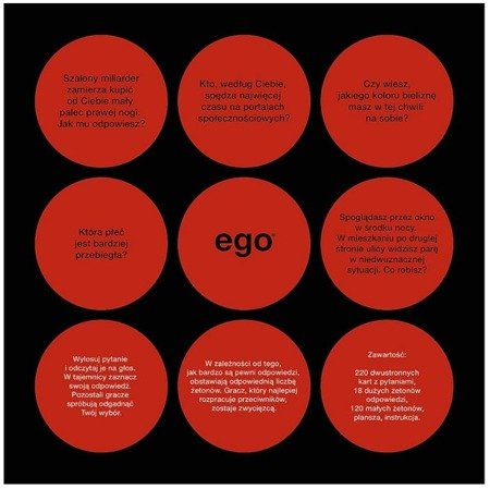 Trefl Gra towarzyska Ego