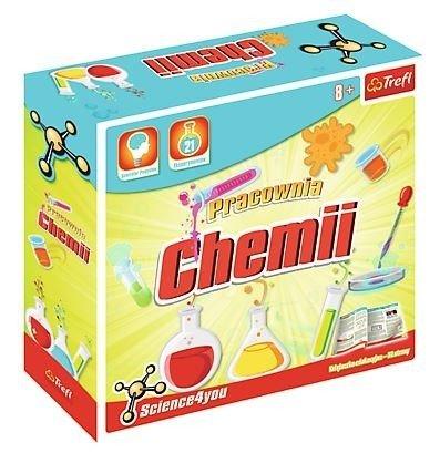 Trefl Science4you Pracownia Chemii