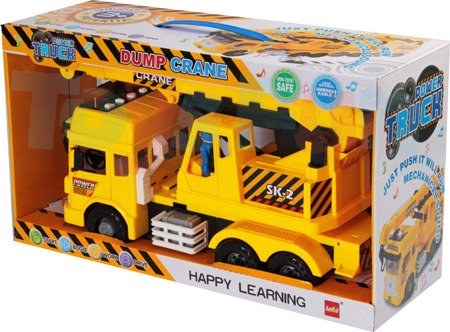 Ultimar: Ciężarówka, dźwig, żuraw z efektami dźwiękowymi