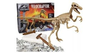 Clementoni - Jurassic World Velociraptor