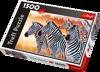 Trefl 26129: Puzzle 1500 el. Zebry